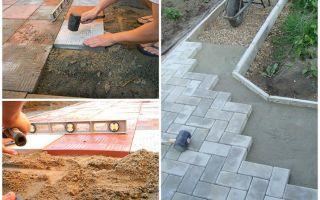 Как правильно выбрать тротуарную плитку?