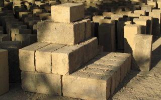 Особенный кирпич: из глины и соломы