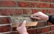Технология укладки и изготовления клинкерной плитки под кирпич своими руками