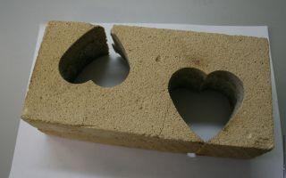 Выкладка стены из кирпича