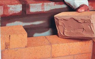 Изготовление глиняного раствора для кладки кирпича