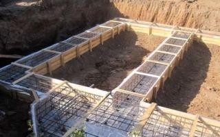 Фундамент для двухэтажного кирпичного дома