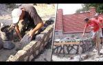 Как сделать кирпичи из камня