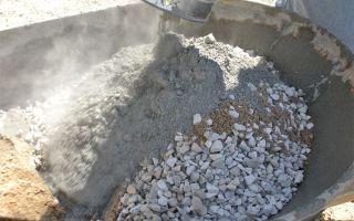 Как сделать цемент самостоятельно