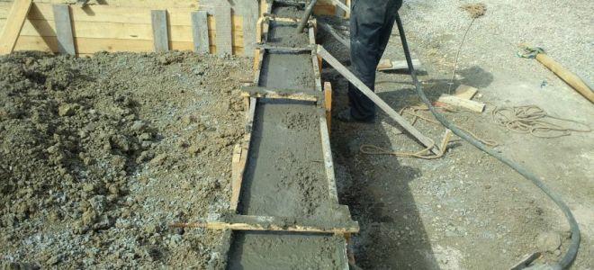 Выбор цемента под фундамент