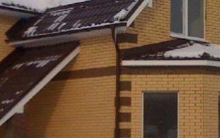 Монолитные дома с кирпичной облицовкой — тенденция нашего времени