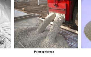 Портландцемент и цемент: отличия между материалами