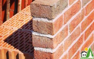 Расчет строительства дома из кирпича