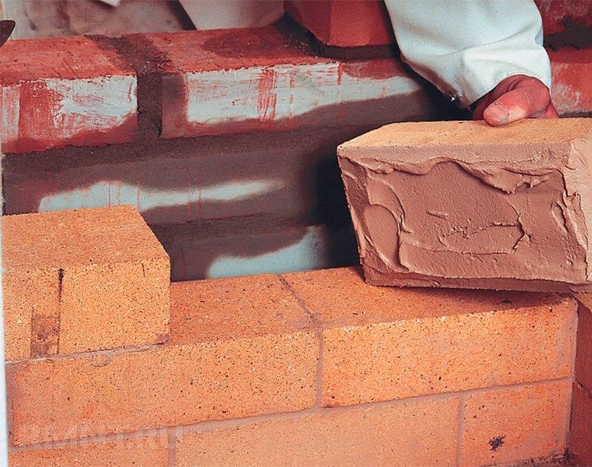 состав глиняного раствора для кладки печи