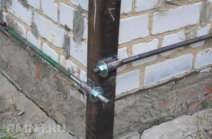 Трещины в доме - что делать? Как заделать трещины кирпичной в стене?