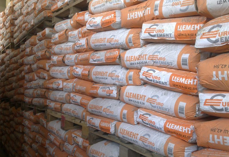 Как делают цемент: технология производства цемента