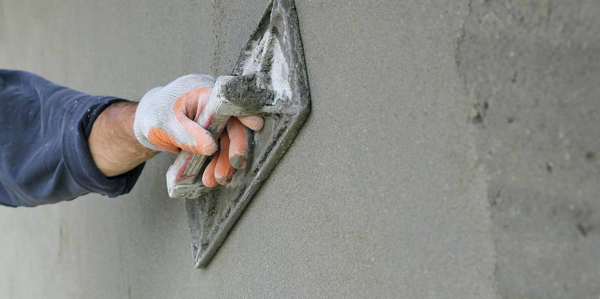 Подготовка стен для штукатурки цементным раствором журнал нагнетания цементного раствора