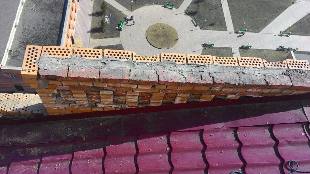 Что такое парапеты крыши