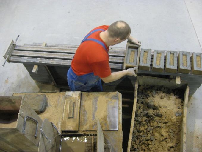 Красный кирпич своими руками из глины: просто и дешево