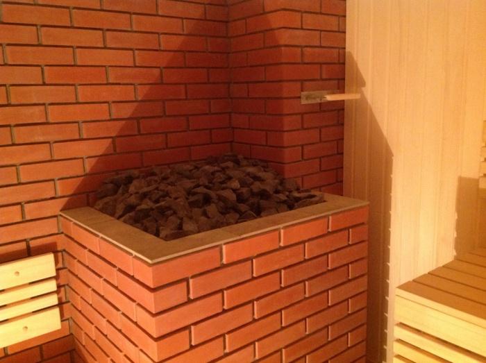 Как обложить железную печь кирпичом своими руками, пошаговая инструкция