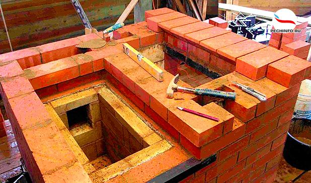 цементный раствор печь для бани