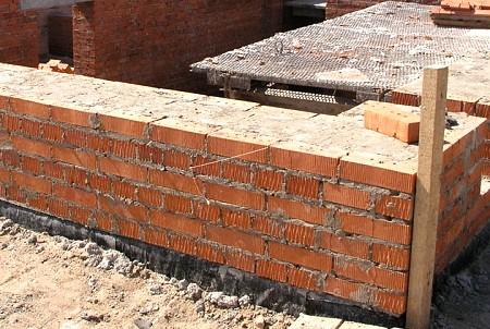 Строительство дома из кирпича своими руками - Работаем с Кирпичом
